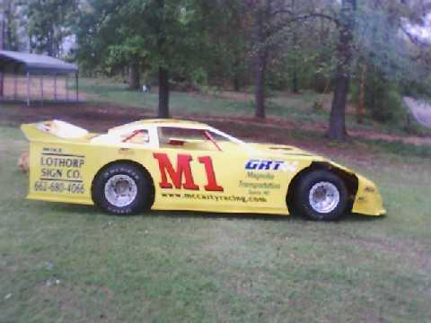 The M1 car of Ken McCarty
